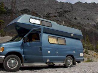 1992 Vancouver Bc Stealth Camper Van Camper Van Van For Sale