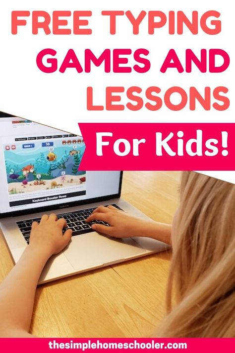 Free Typing Lessons: Kidztype Review!