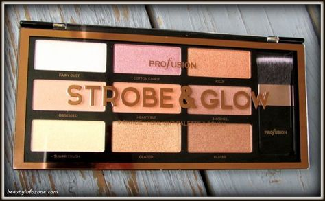 Getting Glowy Profusion Strobe And Glow The Artistry Palette