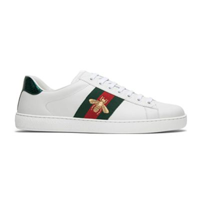Gucci Ace Embroidered 'Bee' 429446