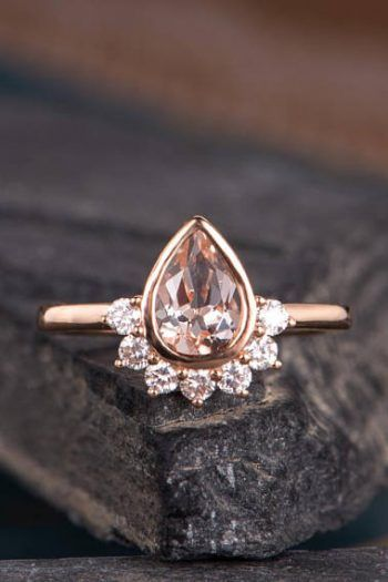 Morganite Engagement Rings Stunning Affordable Engagement