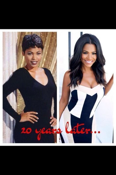 Beautiful Nia Long with her timeless beauty