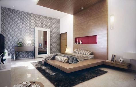 Camere Da Letto Design Moderno.20 Idee Di Arredo Per Camere Da Letto In Legno Dal Design Moderno