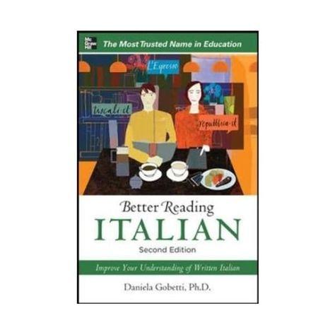 Better Reading Italian - Paperback