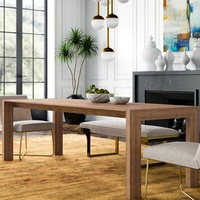 Blu Dot Second Best 95 Dining Table In 2020 Dining Table