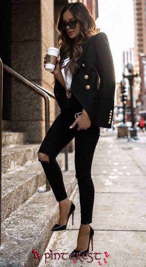 Read more The post Cute casual fall outfits women, leather jacket, black leather jacket appeared first on How To Be Trendy. Source by outfits leather jacket casual