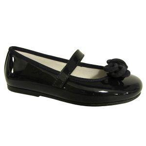 51b4cc8cf Zapato niña tipo merceditas charol marino