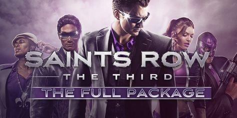 Vorbesteller-Informationen zu Saints Row: The Third - The Full Package - ntower – Dein Nintendo-Onlinemagazin