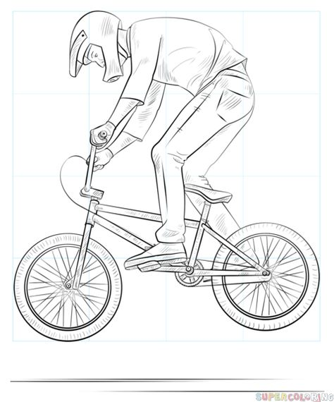 9 Ideas De Bikers Bmx Bicicleta Dibujo Bmx Colores Arte Bicicleta