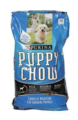 Purina Puppy Chow Puppy Food Complete Nutrition Formula 32 Lb