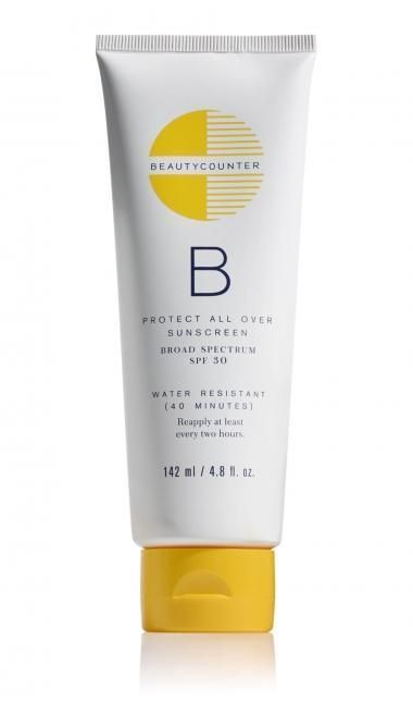 Beautycounter Protect All Over Sunscreen Spf 30 Spf Sunscreen Safe Sunscreen Skin Care