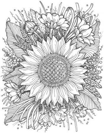 Blumen Ausmalbilder Ausmalen Coloring Coloringpagesforkids Kinder Erwachsenen Malvorlagen Painting Blu Blumen Ausmalbilder Ausmalbilder Blumen Ausmalen