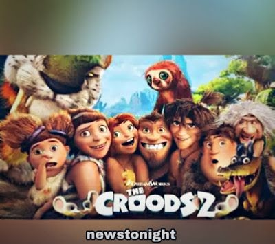The Croods 2 Trailer Now The Movie Cast May Related Showtimes Films Review Trailer Review The Croods 2 A New Age Wil In 2021 New Age Animation Movie It Movie Cast
