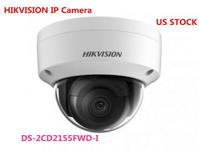 Ad Ebay Link Hikvision Ds 2cd2155fwd I 2 8mm Lens 5mp Outdoor Day Night Dome Camera H 265 Wdr Home Surveillance Cctv Security Cameras Face Recognition