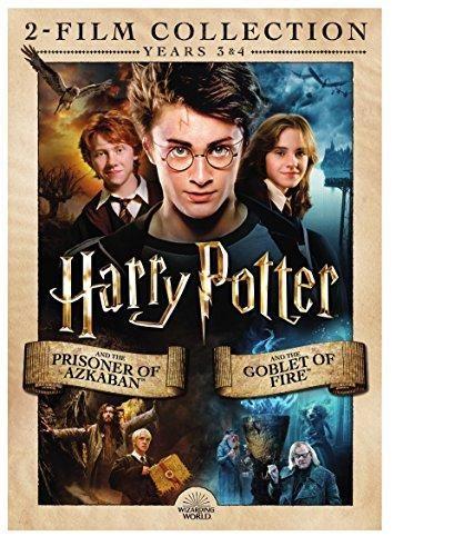Harry Potter: Prisioner of Azkaban / Goblet of Fire (2pack/DVD) (DVD) - Default