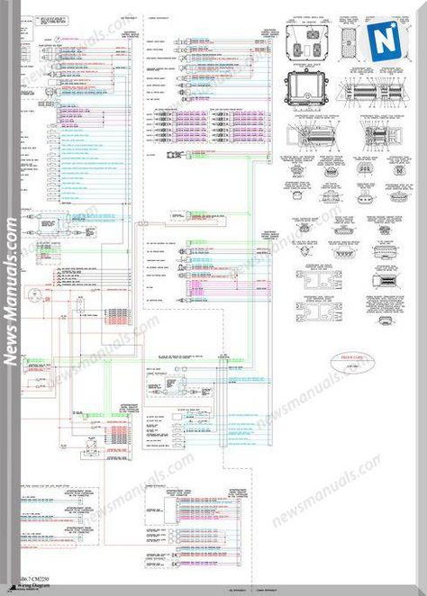 cummins isb6 7 cm2250 wiring diagram