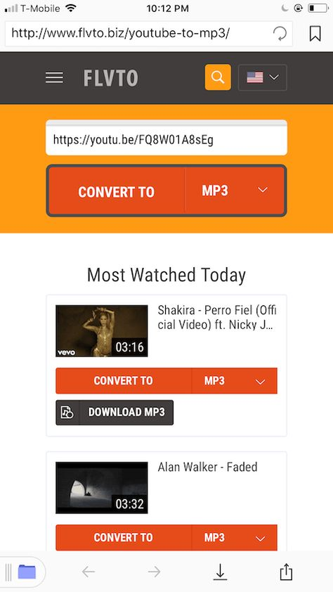 Best Youtube To Mp3 Converter Apps For Iphone Ios 11 Compatible Cydia Geeks Iphone Apps Youtube Download Music From Youtube