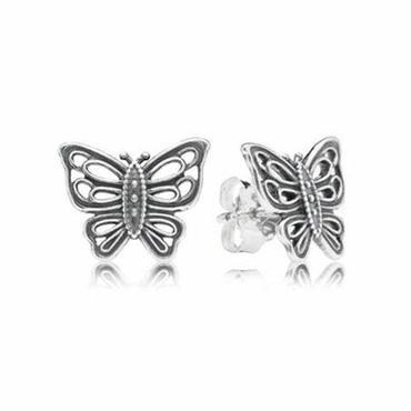 Pandora Love Takes Flight Stud Earrings - Item 19415512 | REEDS Jewelers
