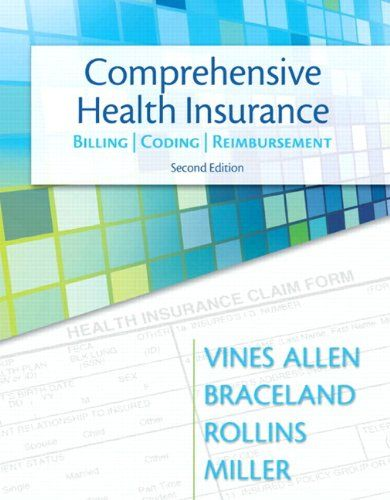 Comprehensive Health Insurance New Myhealthprofessionslab With