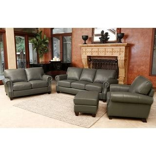 Overstock Com Online Shopping Bedding Furniture Electronics Jewelry Clothing More Sofa And Loveseat Set Living Room Leather Leather Living Room Set