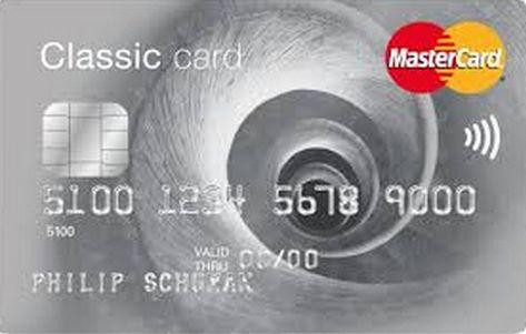 Pin Op Visa Of Mastercard Aanvragen
