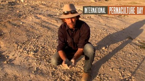 Geoff Lawton: Soil Supporter - Permaculture Day 2015