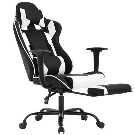 Amazing Gaming Chair Racing Style High Back Office Chair Ergonomic Ibusinesslaw Wood Chair Design Ideas Ibusinesslaworg