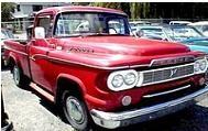 1960 Dodge Pickup