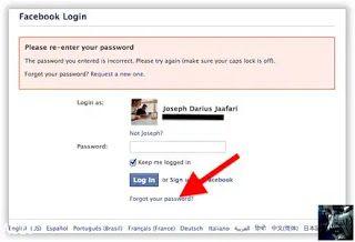 Cara Hack Facebook Online Menggunakan Hyper Cracker Dan Forgot