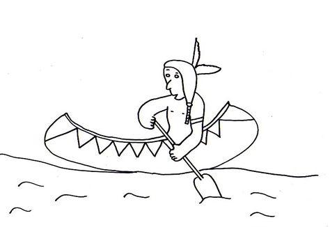 Indianer Malvorlagen Deutsch Aiquruguay