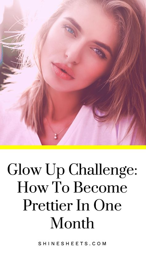 Will you dare to take this fun, healthy and loving glow up challenge to become prettier in one month? Let's do this together! Click to start this challenge and meet your next season glowing like a bombshell.   ShineSheets.com   Glow up tips, Glow up plan, Glow up routine, Beauty makeover, Glow up transformation, Glo up tips, glow up list, Girl life hacks, Back to school, Beauty Improvement, Become pretty, Improve your appearance, Beauty tips #beauty #pretty #glowup  #glowuptips #hoetips #looks