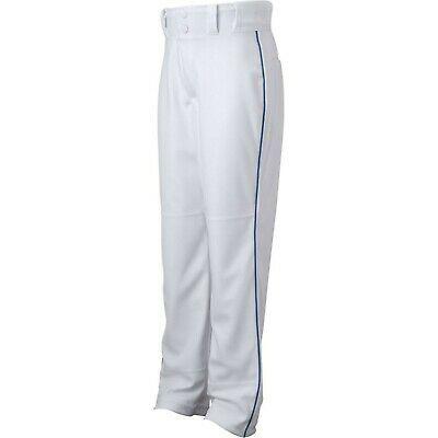 Advertisement Ebay A4 Youth Pro Style Piped Baggy Baseball Pants White Royal Small New Baseball Pants Altering Clothes Pants