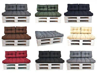 Palettenkissen Euro Paletten Polster Outdoor Sofa Auflage