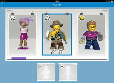 LEGO Life is a new social network where kids can share