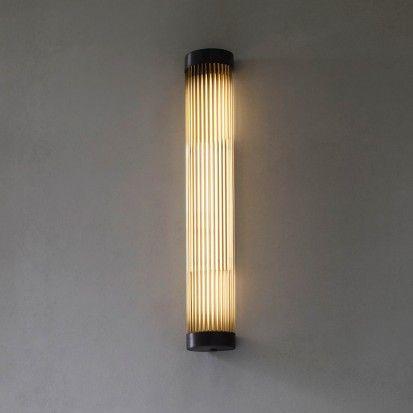 Narrow Pillar Led Wall Light By Davey Lighting Davey Lighting Led Wall Lights Wall Lights