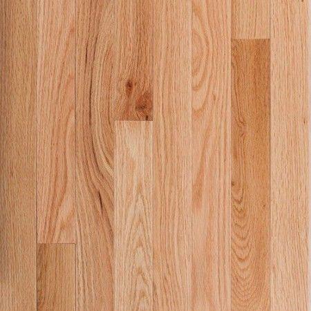 Mullican Unfinished 1 Common Red Oak 2 25in Wide X 0 75in Thick Mur02141c Red Oak Hardwood Red Oak Floors Red Oak