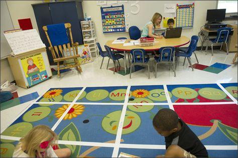 Kindergarten-Readiness Tests Gain Ground