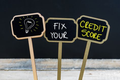 5 Best Ways to Repair Your Credit