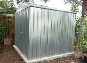 Virginiau0027s Shed Completed.