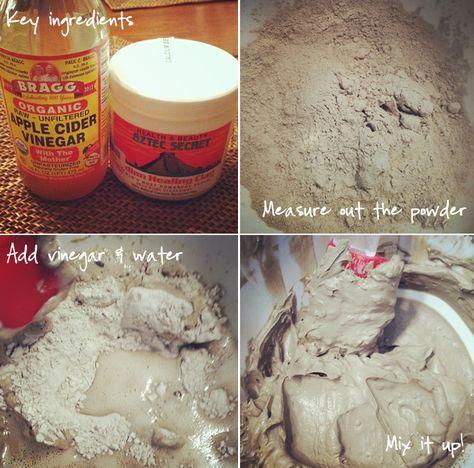 Aztec Secret Healing Clay Mask