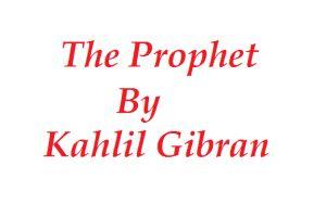 Read Download The Prophet By Kahlil Gibran Ebook Pdf Kindle Epub Mobi Kahlil Gibran Ebook Ebook Pdf
