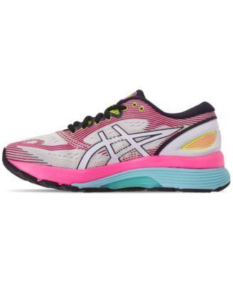 Asics Women's Gel Nimbus 21 Optimism Running Sneakers from