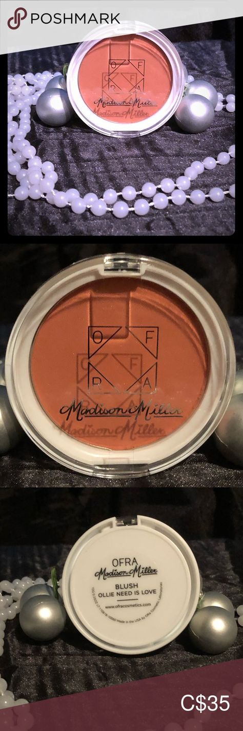Maddison Miller blush,New