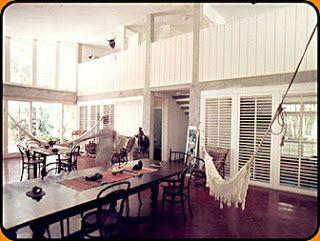 Sotavento La Guaira Casa De Playa Del Maestro Villanueva Arquitectura Moderna Arquitectura Arquitectos