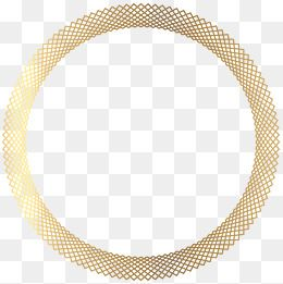 Golden Round Spiral French Border Png Image Png Free Download Clip Art Borders Graduation Card Templates Photoshop Tutorials Free