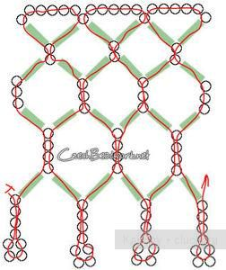 121 best Beaded choker patterns images on Pinterest Beaded jewelry