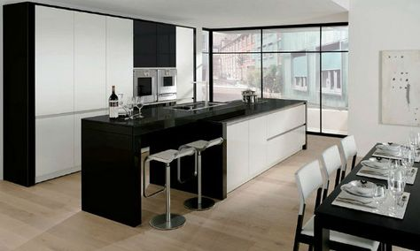 Küche mit kochinsel modern  Designer Küchen mit Kochinsel | Traumhaus | Pinterest | Lifestyle ...