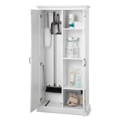 Slim Cleaning Storage Cabinet With Doors Improvements Mud Room Storage Slim Storage Cabinet Closet Storage Cabinets