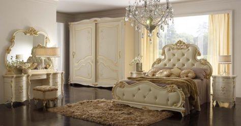 Arredare una camera da letto in stile liberty | Palace | Pinterest ...