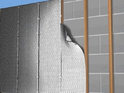 Details About 1000sqft Nasa 1 8 Perf Reflective Foam Core Crawl Space Basement Insulation 2ft Basement Insulation Crawl Space Insulation Reflective Insulation